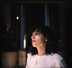 Desiree Akhavan portrait by Liz Seabrook