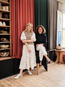 Sarah Bell and Ana Kerin