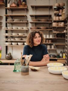 Ana Kerin of Kana London