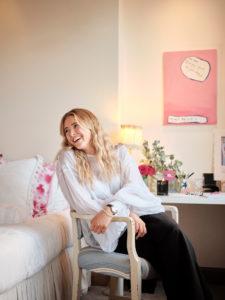 At home with artist Tatiana Alida