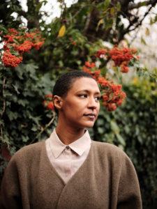 Perfumer Maya Njie